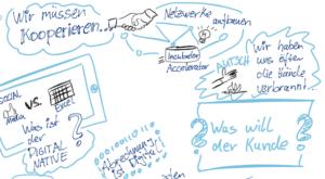 Netzwerke Aufbauen, Kooperationen schaffen