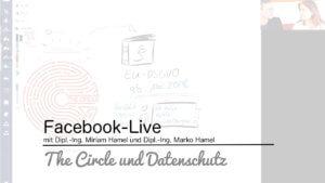 The Circle und der Datenschutz - EU-Datenschutzgrundverordnung