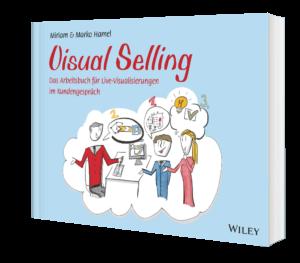 Visual Selling - Das Arbeitsbuch für Live-Visualisierung im Kundengespräch