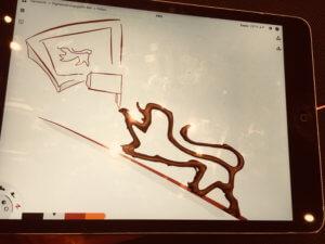 Innovation durch Digitalisierung: 3D-Druck mit Schokolade