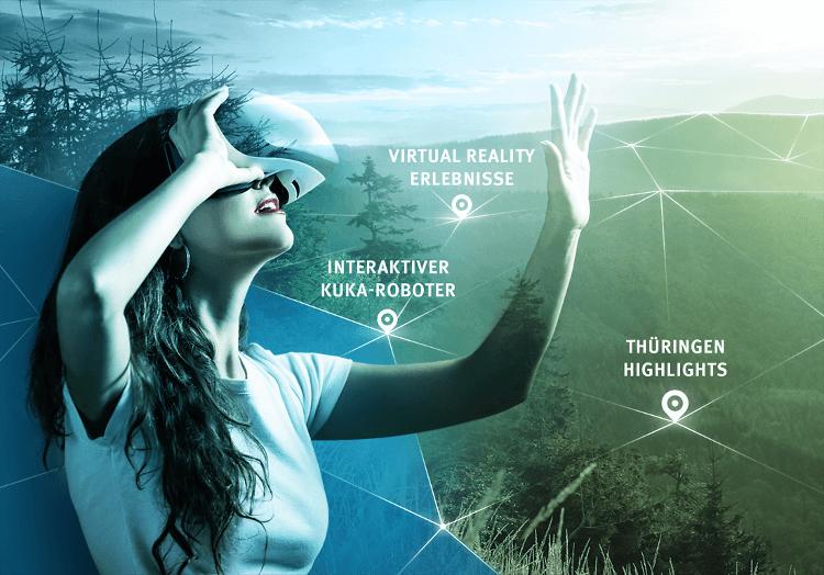 3. Thüringer IT-Leistungsschau - Komplexe IT-Projekte erfolgreich realisieren - im visuellen Dialog