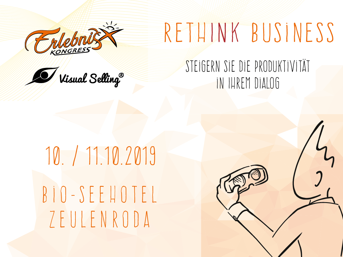 Visual Selling® Erlebniskongress 2019