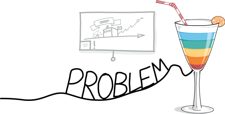 Visual Selling® Sommerakademie: 09 - Visual Selling® Discovery Punch - Problem spezifizieren